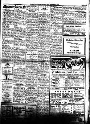 The Malvern Leader from Malvern, Iowa on November 23, 1933 · Page 5