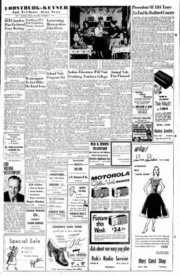 Cumberland Evening Times from Cumberland, Maryland on December 1, 1955 · Page 23