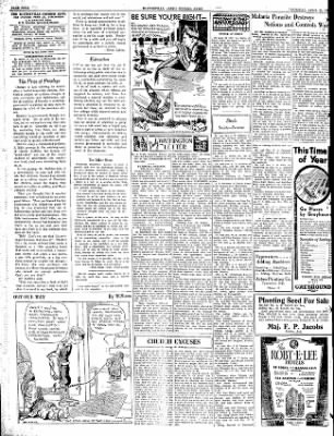 The Courier News from Blytheville, Arkansas on April 23, 1931 · Page 4