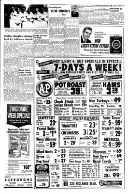 Redlands Daily Facts from Redlands, California on May 19, 1965 · Page 9