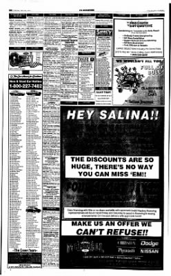 The Salina Journal from Salina, Kansas on May 16, 1997 · Page 24