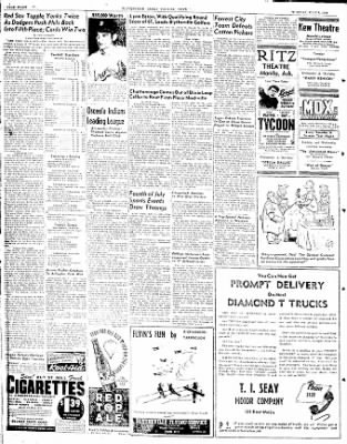 The Courier News from Blytheville, Arkansas on July 6, 1948 · Page 4