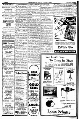 Postville Herald from Postville, Iowa on April 10, 1946 · Page 4