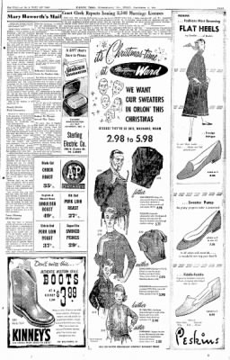 Cumberland Evening Times from Cumberland, Maryland on December 2, 1955 · Page 9