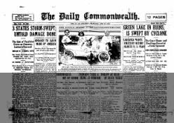 Fond Du Lac Commonwealth Reporter