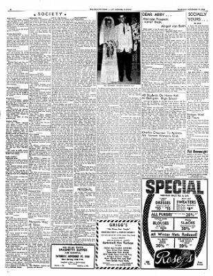 Mt. Vernon Register-News from Mt Vernon, Illinois on November 17, 1966 · Page 8