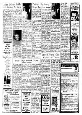 Carrol Daily Times Herald from Carroll, Iowa on November 21, 1970 · Page 20