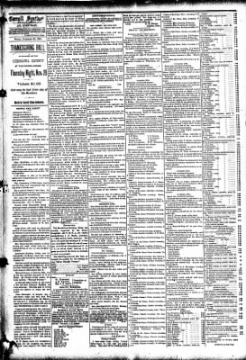 The Carroll Sentinel from Carroll, Iowa on November 23, 1894 · Page 7