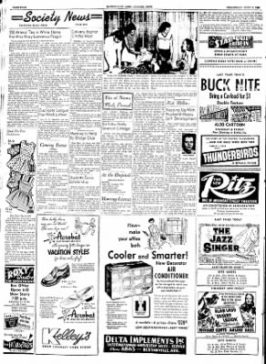 The Courier News from Blytheville, Arkansas on June 17, 1953 · Page 4