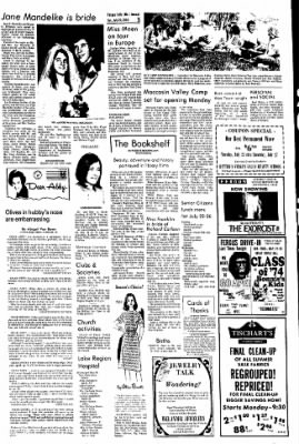 The Daily Journal from Fergus Falls, Minnesota on July 20, 1974 · Page 3