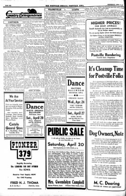 Postville Herald from Postville, Iowa on April 17, 1946 · Page 6