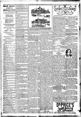 The Carroll Sentinel from Carroll, Iowa on November 23, 1894 · Page 12