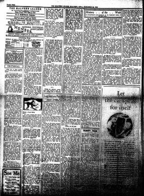 The Malvern Leader from Malvern, Iowa on December 28, 1933 · Page 2