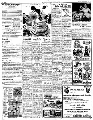 Mt. Vernon Register-News from Mt Vernon, Illinois on November 18, 1966 · Page 4