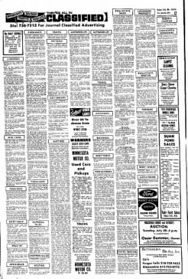 The Daily Journal from Fergus Falls, Minnesota on July 26, 1974 · Page 8