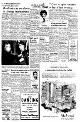 Redlands Daily Facts from Redlands, California on May 20, 1965 · Page 4