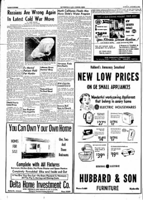 The Courier News from Blytheville, Arkansas on January 3, 1956 · Page 14