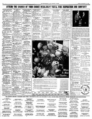Mt. Vernon Register-News from Mt Vernon, Illinois on November 18, 1966 · Page 6