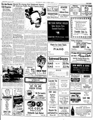 The Courier News from Blytheville, Arkansas on July 7, 1948 · Page 9