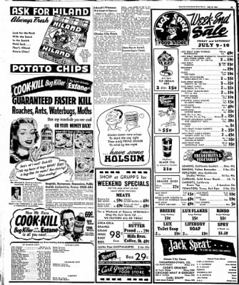 Globe-Gazette from Mason City, Iowa on July 9, 1948 · Page 7