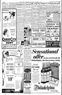 Cumberland Evening Times from Cumberland, Maryland on December 5, 1955 · Page 8