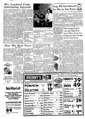 Carrol Daily Times Herald from Carroll, Iowa on November 23, 1970 · Page 17