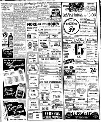 Globe-Gazette from Mason City, Iowa on July 9, 1948 · Page 10