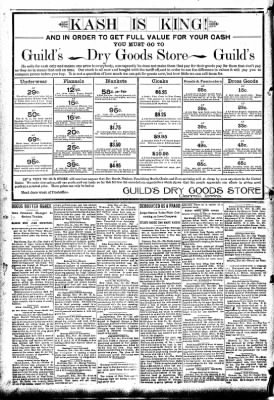 The Carroll Sentinel from Carroll, Iowa on November 30, 1894 · Page 8