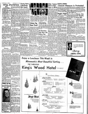 The Austin Daily Herald from Austin, Minnesota on January 14, 1959 · Page 2