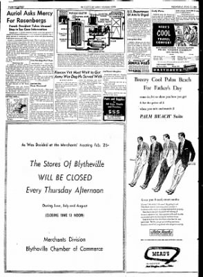 The Courier News from Blytheville, Arkansas on June 17, 1953 · Page 13