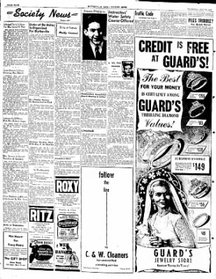The Courier News from Blytheville, Arkansas on July 8, 1948 · Page 2