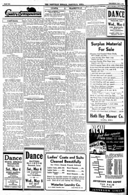 Postville Herald from Postville, Iowa on May 1, 1946 · Page 6