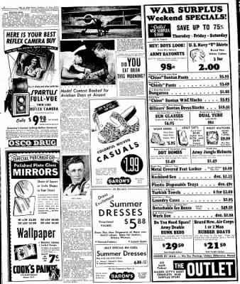 Globe-Gazette from Mason City, Iowa on July 9, 1948 · Page 22