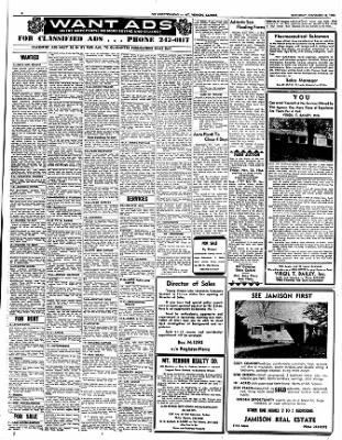 Mt. Vernon Register-News from Mt Vernon, Illinois on November 19, 1966 · Page 8