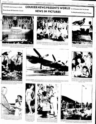 The Courier News from Blytheville, Arkansas on July 8, 1948 · Page 6