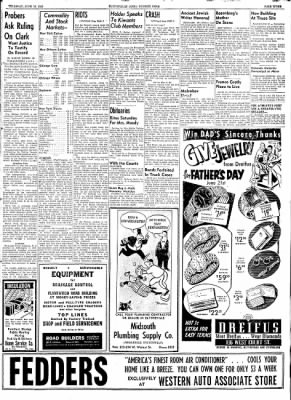 The Courier News from Blytheville, Arkansas on June 18, 1953 · Page 3
