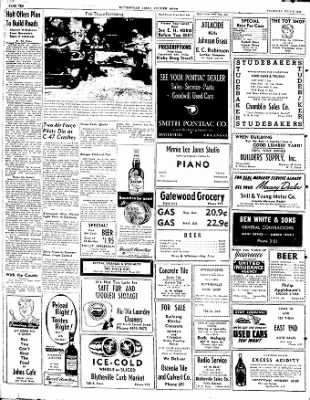 The Courier News from Blytheville, Arkansas on July 8, 1948 · Page 7