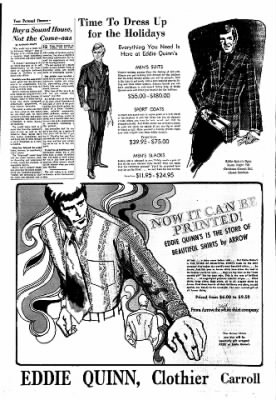 Carrol Daily Times Herald from Carroll, Iowa on November 24, 1970 · Page 12
