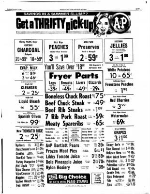 Ironwood Daily Globe from Ironwood, Michigan on August 5, 1965 · Page 11