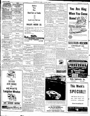 The Courier News from Blytheville, Arkansas on July 8, 1948 · Page 11