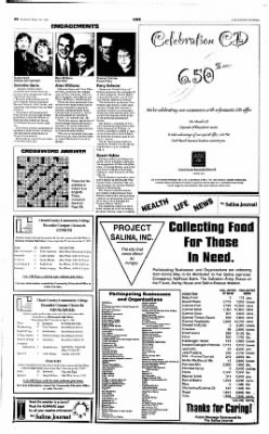 The Salina Journal from Salina, Kansas on May 18, 1997 · Page 16