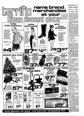 Carrol Daily Times Herald from Carroll, Iowa on November 25, 1970 · Page 5