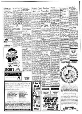 Carrol Daily Times Herald from Carroll, Iowa on November 25, 1970 · Page 6