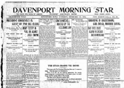 Davenport Morning Star