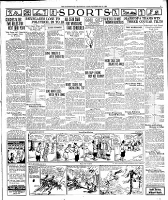 The Bakersfield Californian from Bakersfield, California on February 13, 1933 · Page 9