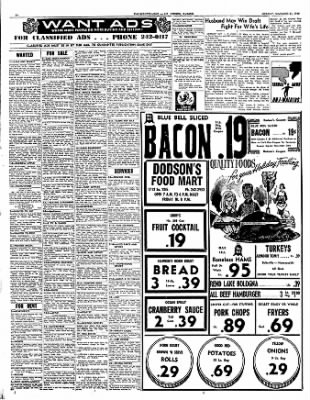 Mt. Vernon Register-News from Mt Vernon, Illinois on November 21, 1966 · Page 14