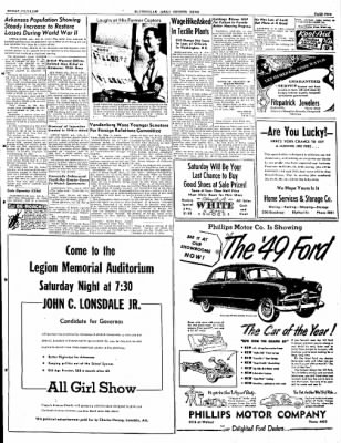 The Courier News from Blytheville, Arkansas on July 9, 1948 · Page 5
