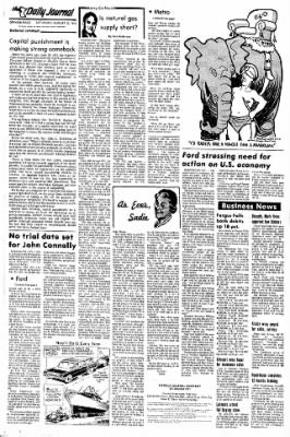 The Daily Journal from Fergus Falls, Minnesota on August 10, 1974 · Page 2