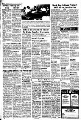 Panama City News-Herald from Panama City, Florida on July 2, 1974 · Page 2