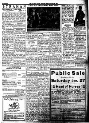 The Malvern Leader from Malvern, Iowa on January 25, 1934 · Page 8